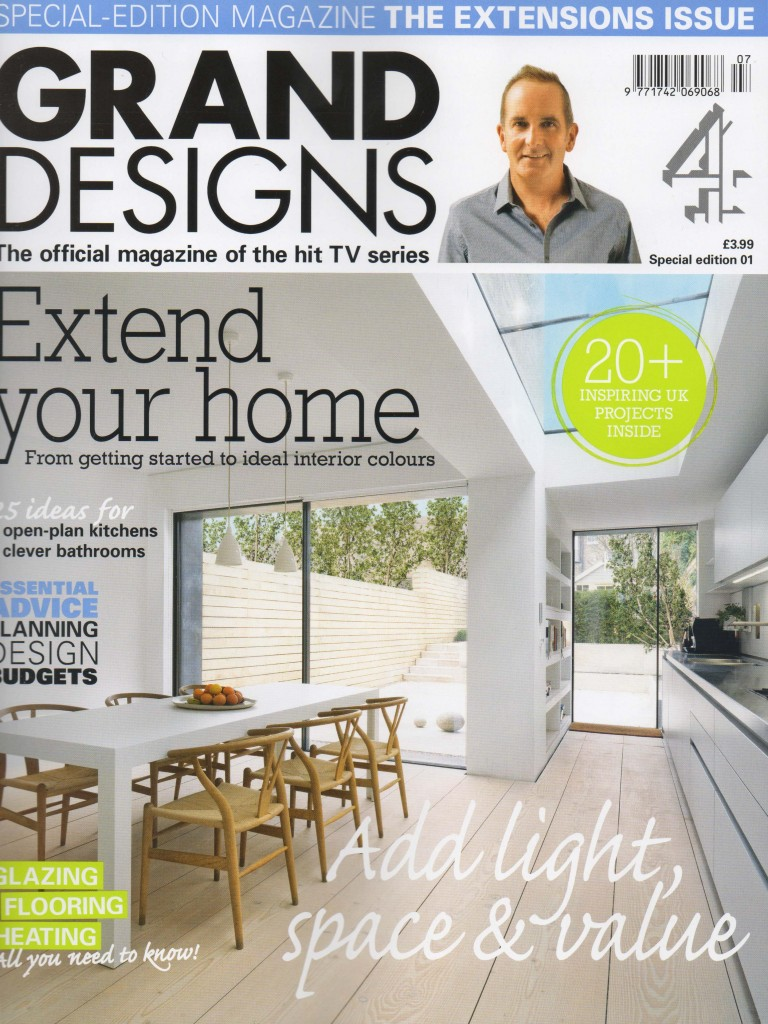 Grand Designs Special Edition Magazine - The Extension Issue, June 2013 issue
