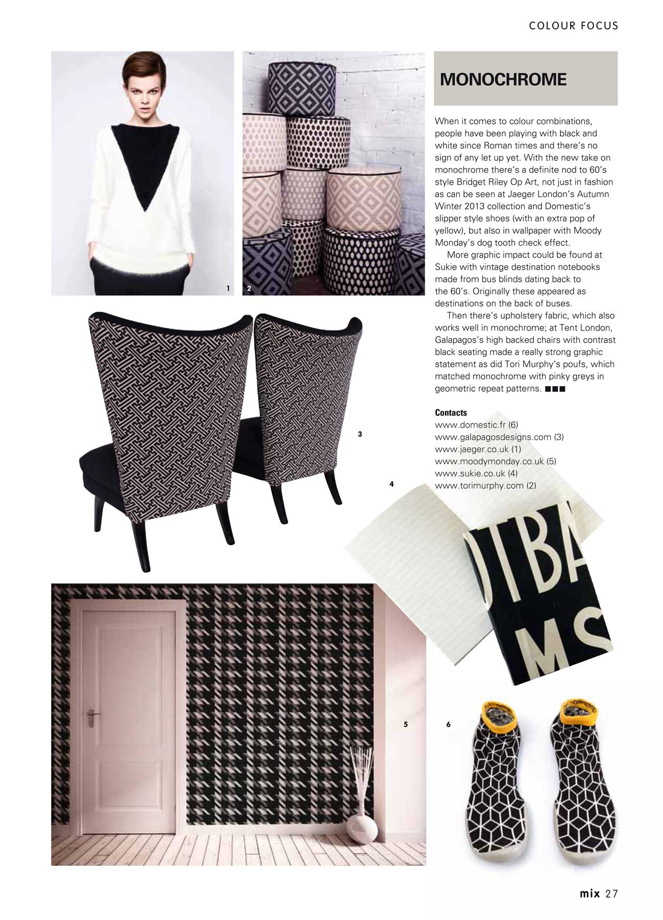 Mix Magazine, p.27 - Issue 34, December 2013