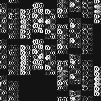 Modulate-white-on-black-close