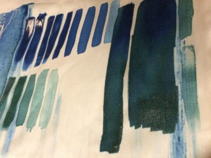 Colour Experimentation - Screen Painting with Reactive Inks/ Dyes