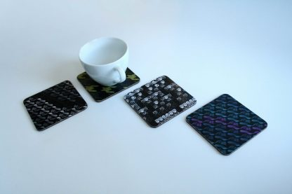 Melamine Mixed Coasters