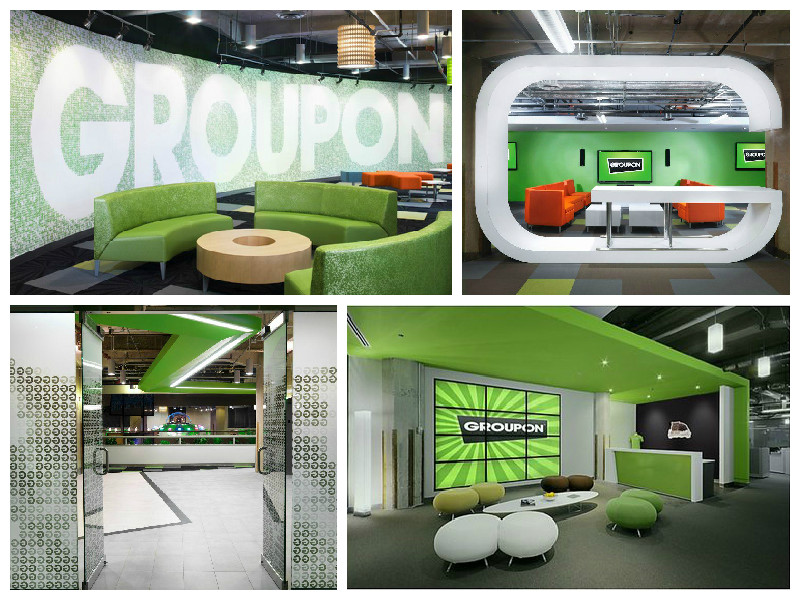 Blog 1 Groupon Office Interior