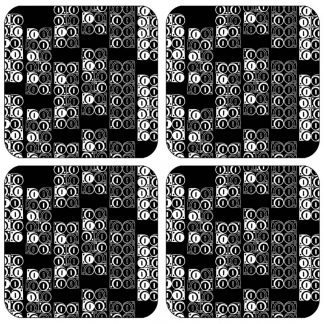 Modulate Melamine Coasters x4