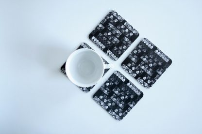 Modulate Melamine Coasters