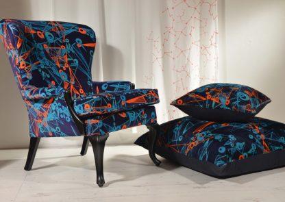 Nebulae Velvet Cushions