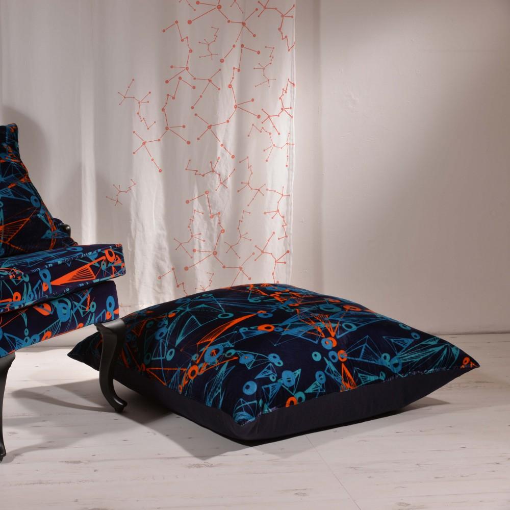 Nebulae Floor Cushion