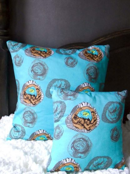 O What Sweet Delights! Mixed Sized Cotton Cushions