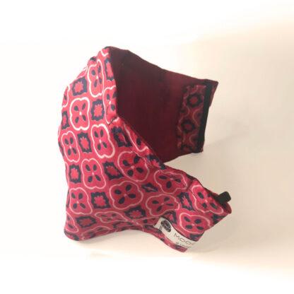 Vintage – Pink/ Blue Geometric - Side