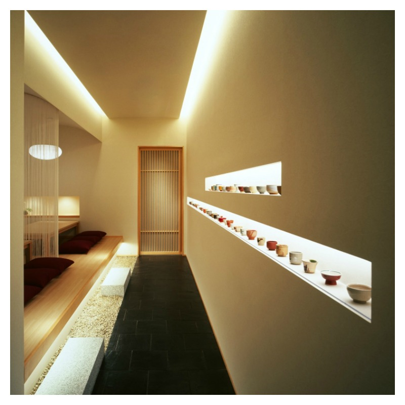 Japanese interior design inspiration moody monday for Japanese interior design