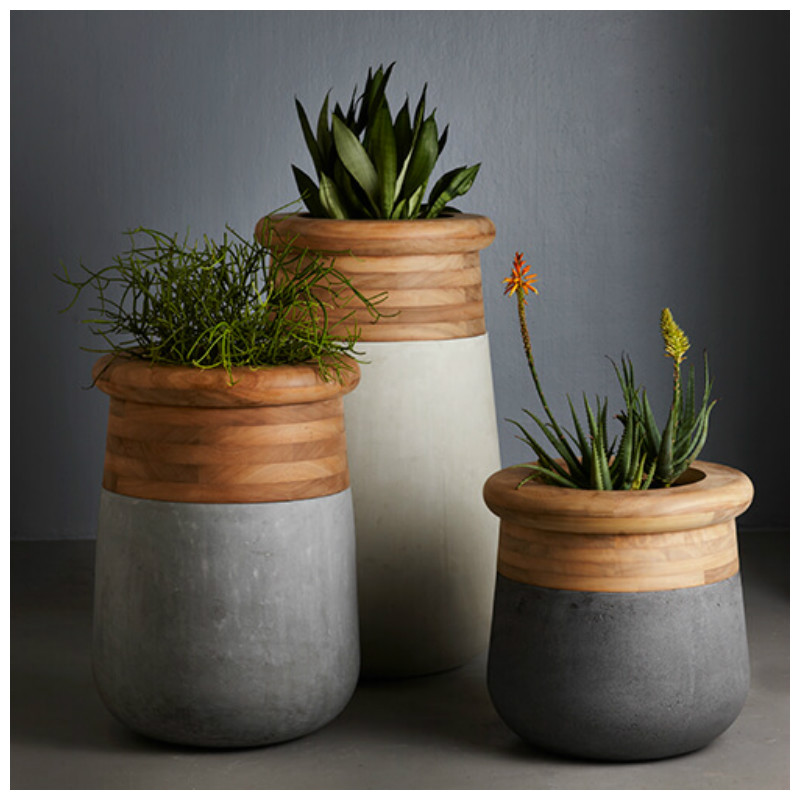 Contemporary Planters To Keep Your Garden Stylish This Summer